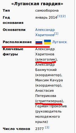 луганская гвардия википедия