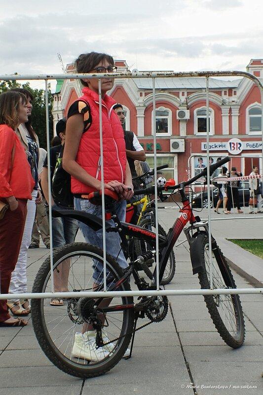 Открытый концерт в честь Дня России, Саратов, площадь Чернышевского, 12 июня 2014 года