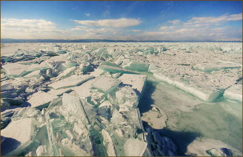 Ледяной хаос