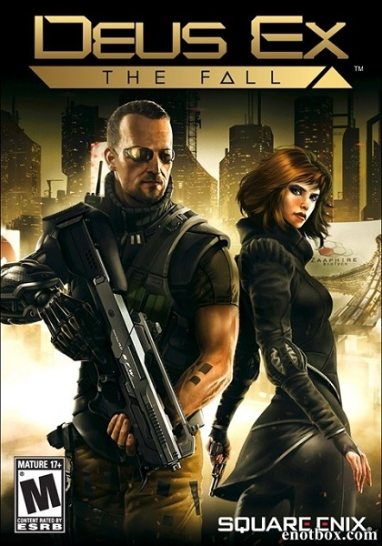 Deus Ex: The Fall (2014/ENG/MULTI5/Repack)