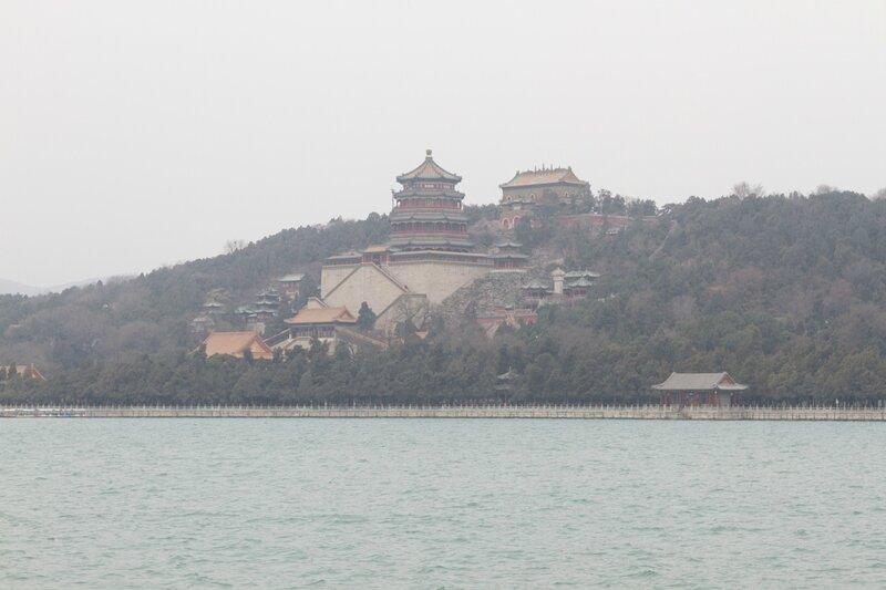 парк Ихэюань, Летний дворец, Пекин