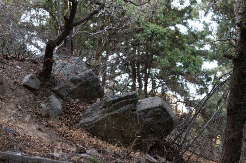 Камни, парк Сяншань, Пекин