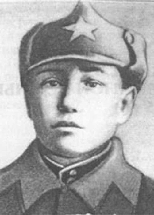 Сергей Романович Суворов - Герой Советского Союза