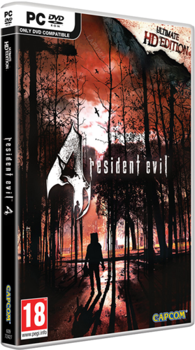 Resident Evil 4: Ultimate HD Edition PC 0_fd8e4_d7babce2_L