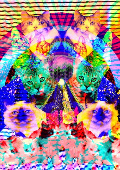Cur3e – Collage Artist (10 pics)