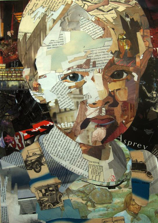 Collage Illustrations - Patrick Bremer