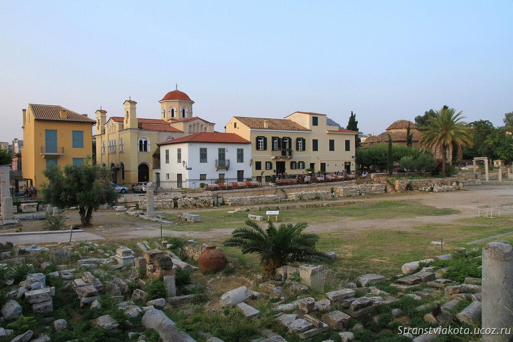 Афины, Римская Агора