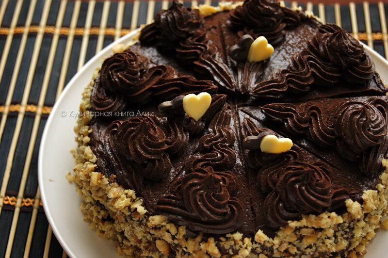 Рецепты советских тортов и пирожных по госту