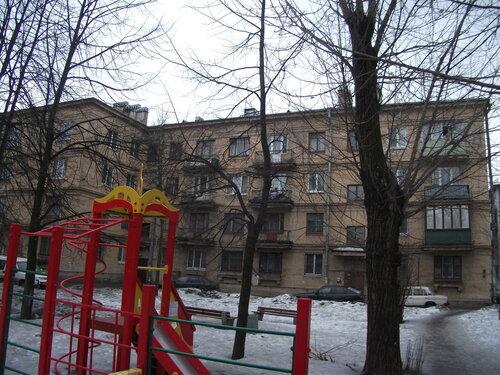 ул. Бабушкина 47к1