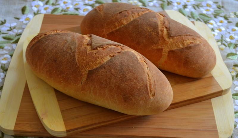 Хлеб дрожжевой на пиве