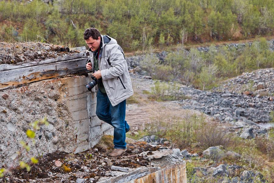 0 ccb63 890ea1d orig Прогулка по ГЭС в Териберке (Мурманская область)
