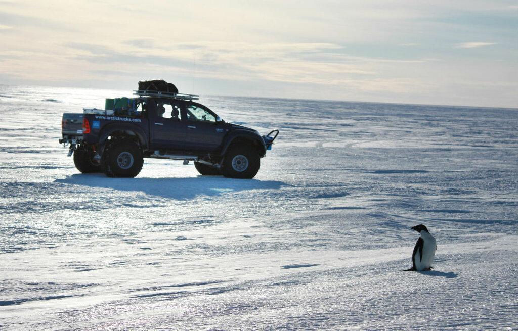 Внедорожник Arctic Trucks