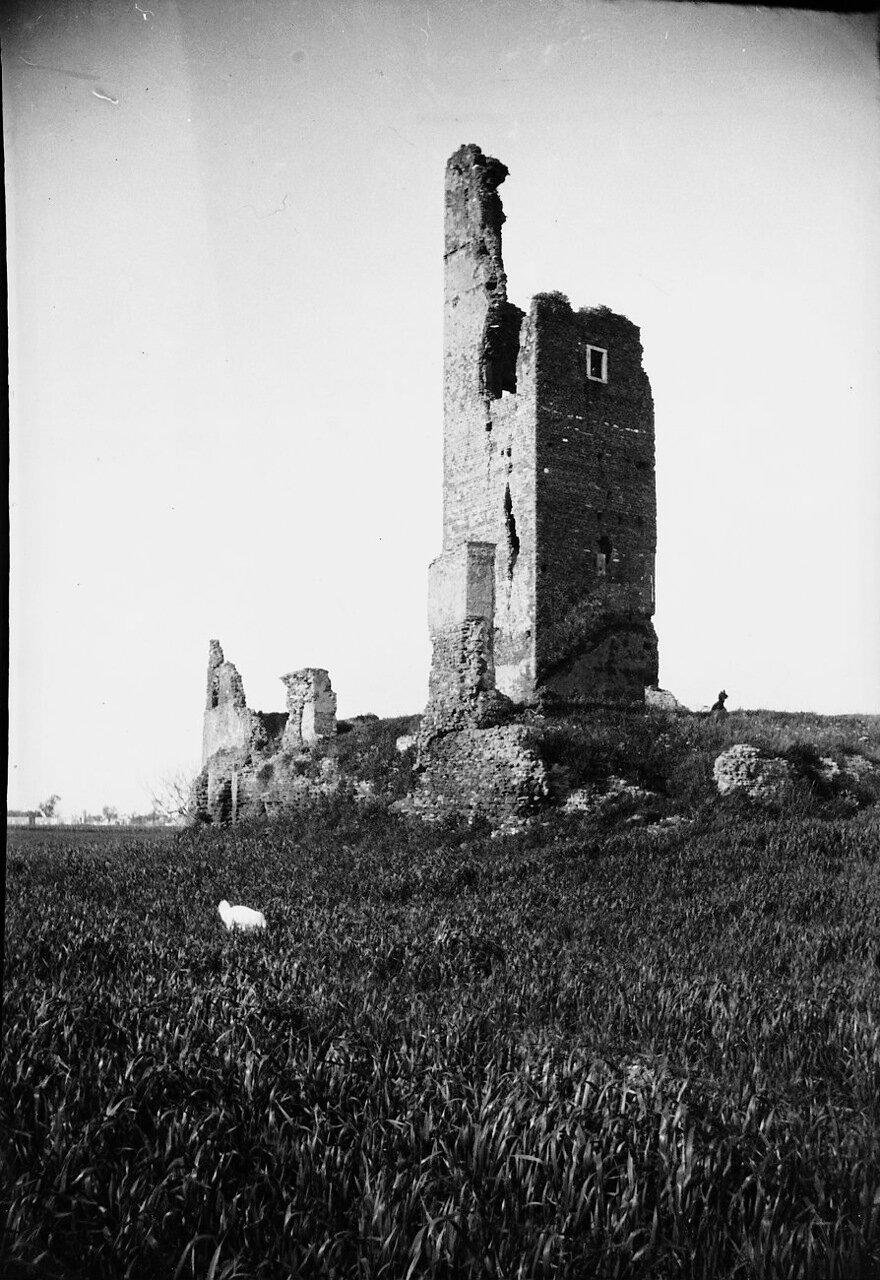 1900. Руина