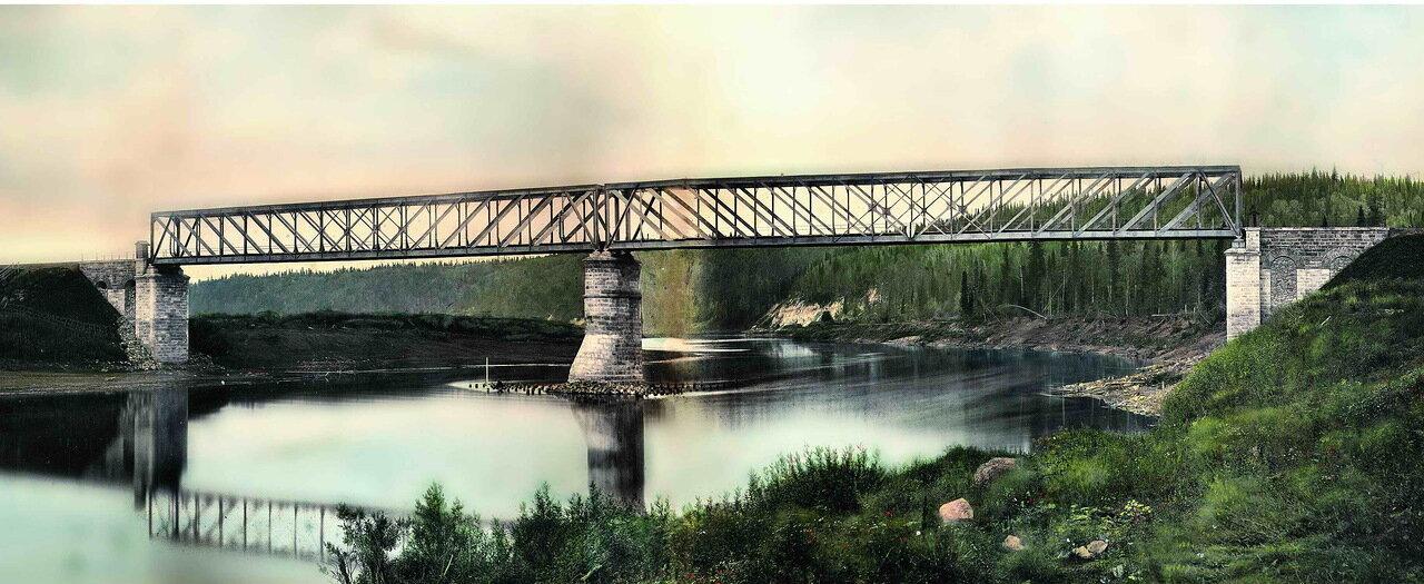 38. Мост через Сылву