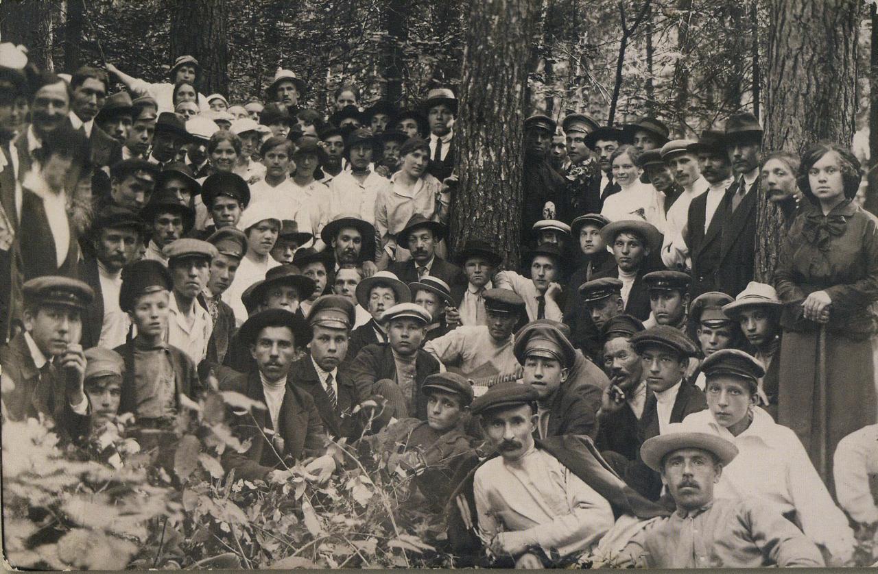 Окрестности Москвы. Перловка. Маевка. 1916