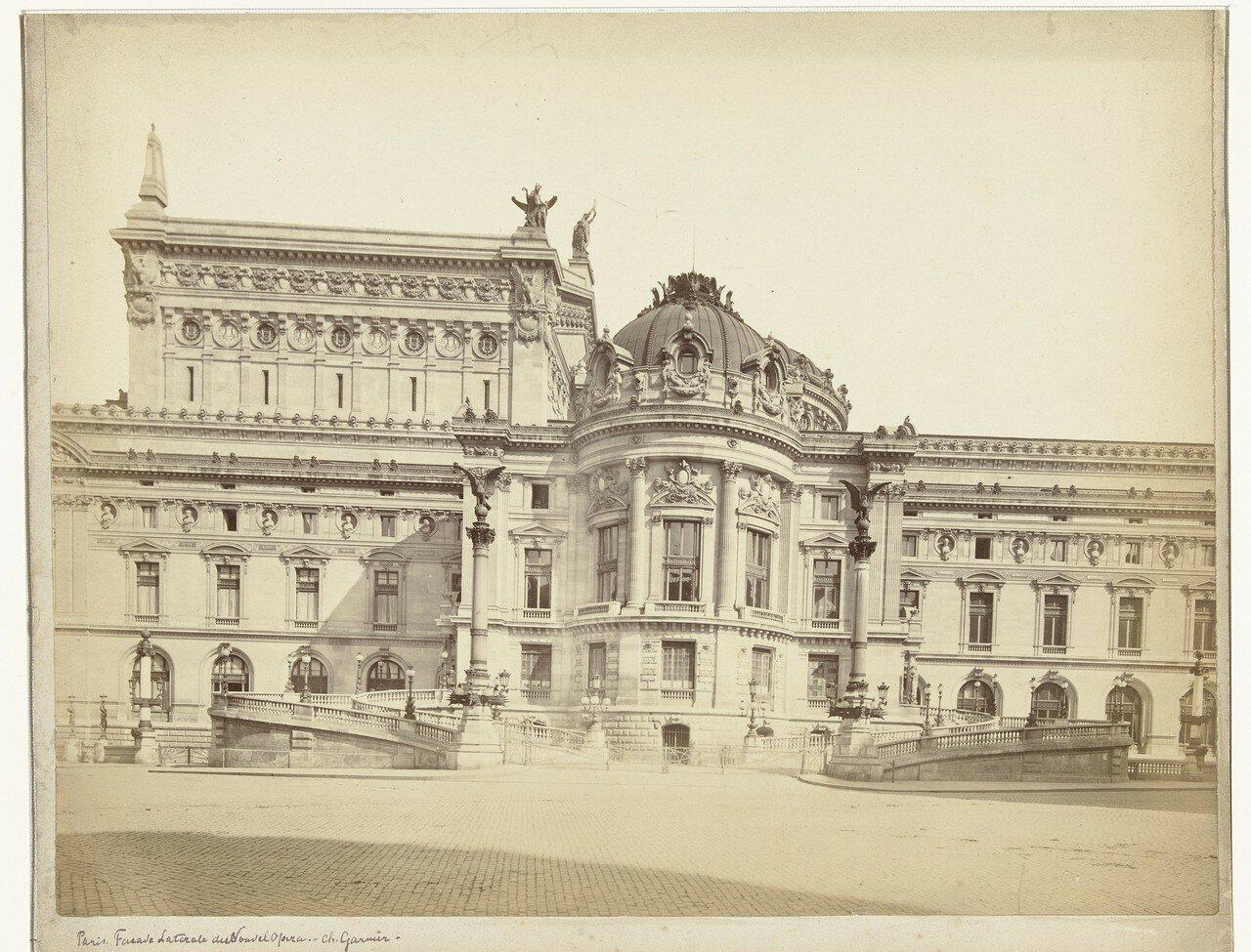 1867. Новая Опера