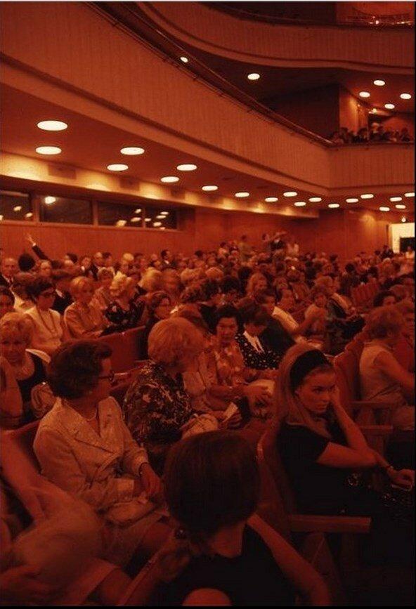 43. Театр консерватории
