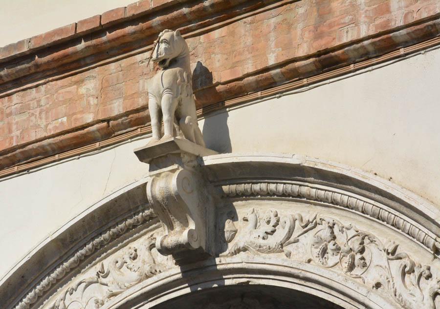 палаццо скифанойя, Верона