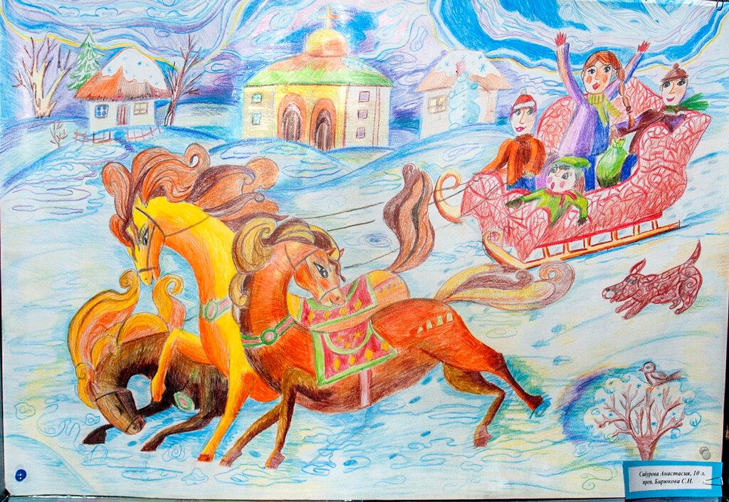 Запорожцы смогут взглянуть на детские «Новогодние фантазии», фото-2