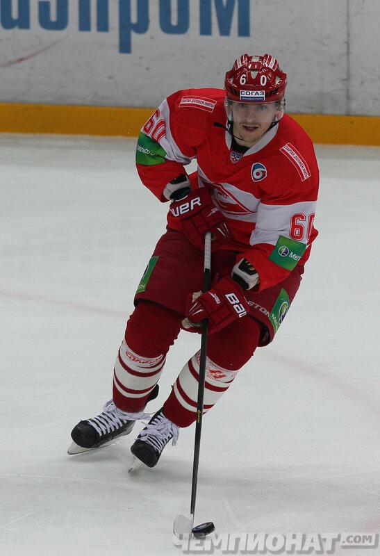 «Спартак» vs «Локомотив» 1:3 чемпионат КХЛ 2013-2014 (Фото)