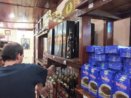 Особенности национального шопинга. Часть1. Кофе, ром