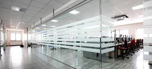 Офисные перегородки – удобно и мобильно