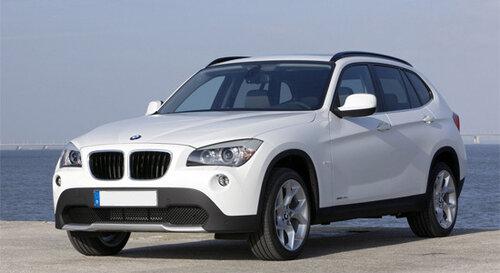 Обновленный BMW Х1 предстанет в Детройте