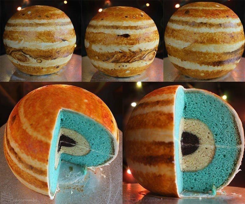 космические пирожные