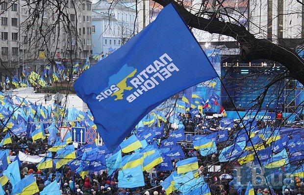 Антимайдан в Запорожье: Возмущение людей вызвала вчерашняя вакханалия