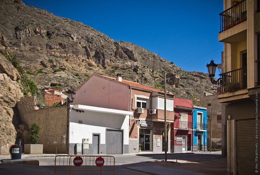 Нетуристическая Испания: Забытая Ориуэла