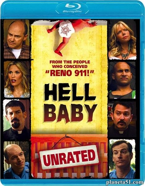 Адское дитя / Hell Baby (2013/HDRip)