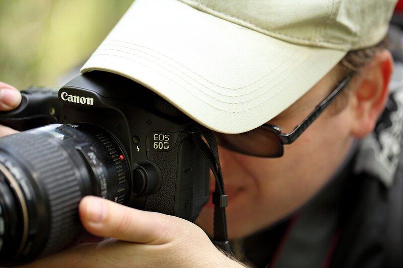 Яранские зарисовки: я и фотоаппарат