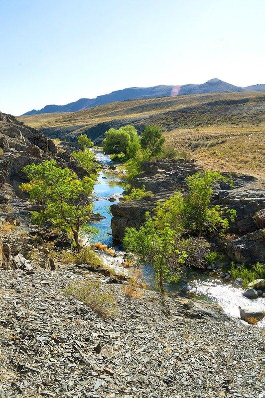 Жылаганата река