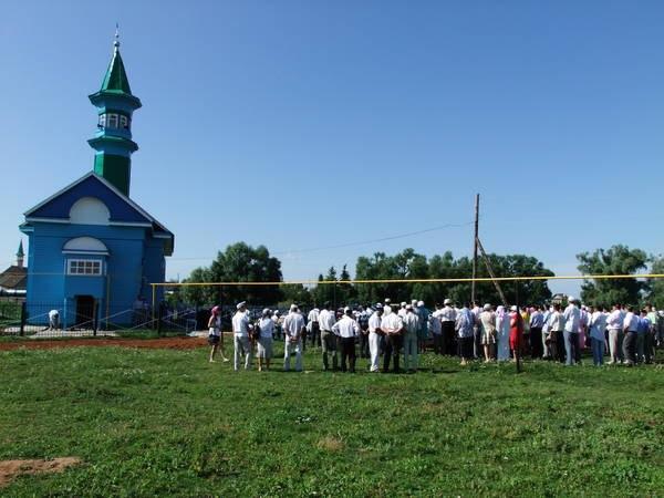 Мечети Аксубаевского района