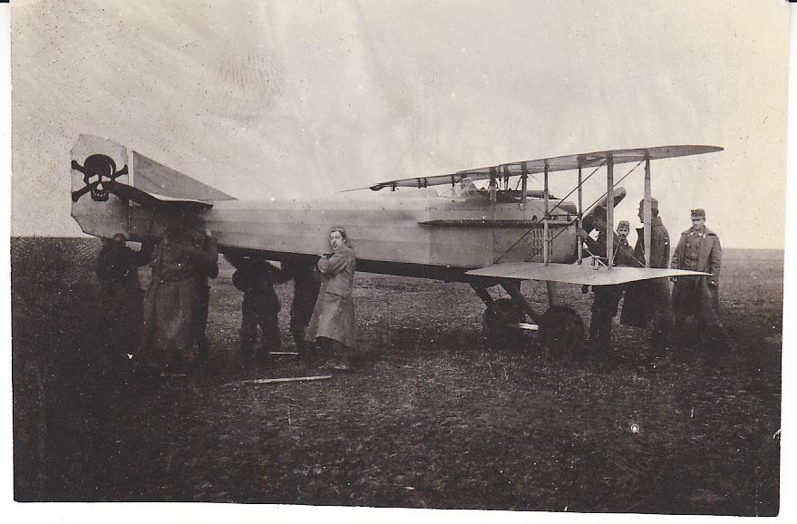 Первая мировая война. Истребитель.jpg