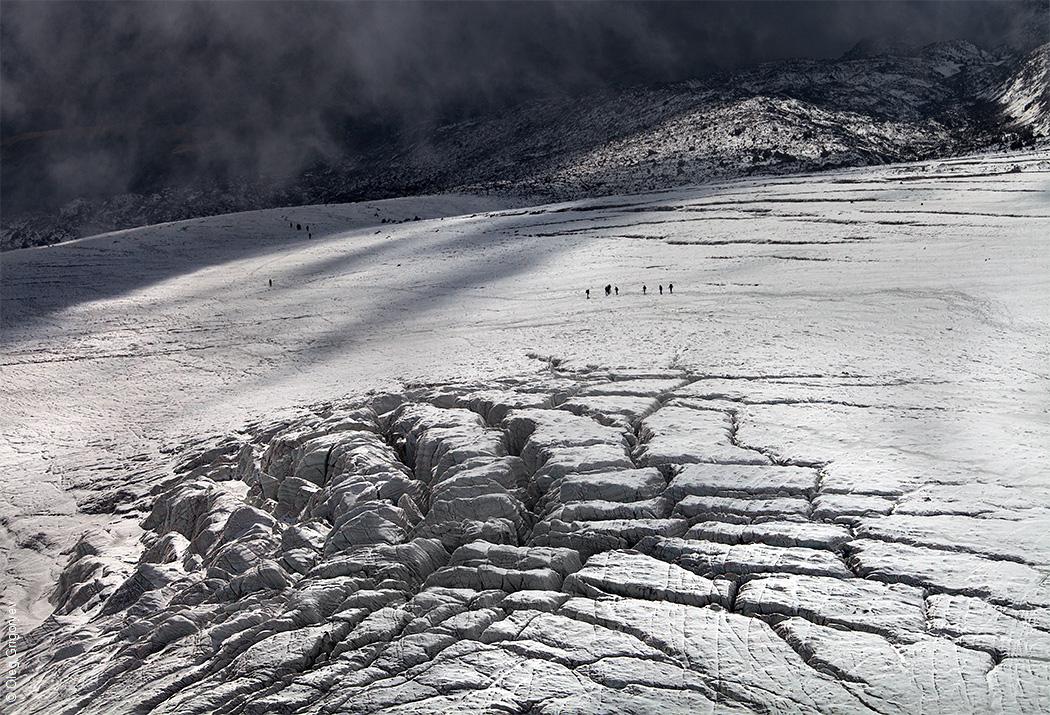 ледник Казбек