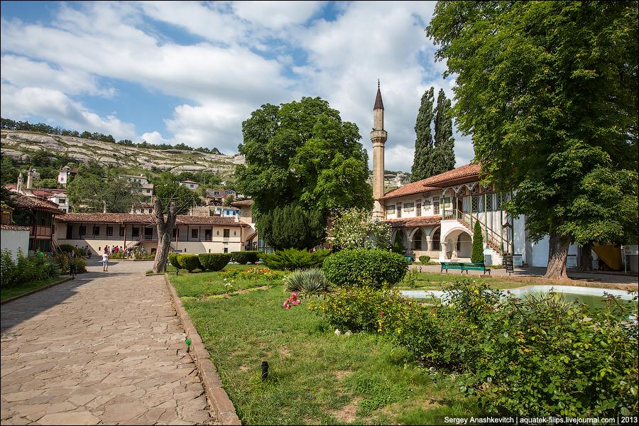 Актуально. Цены на вход в музеи и дворцы Крыма.