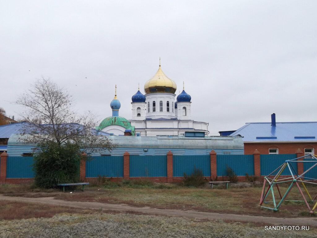 Казанский женский монастырь в Троицке, фотоподборка