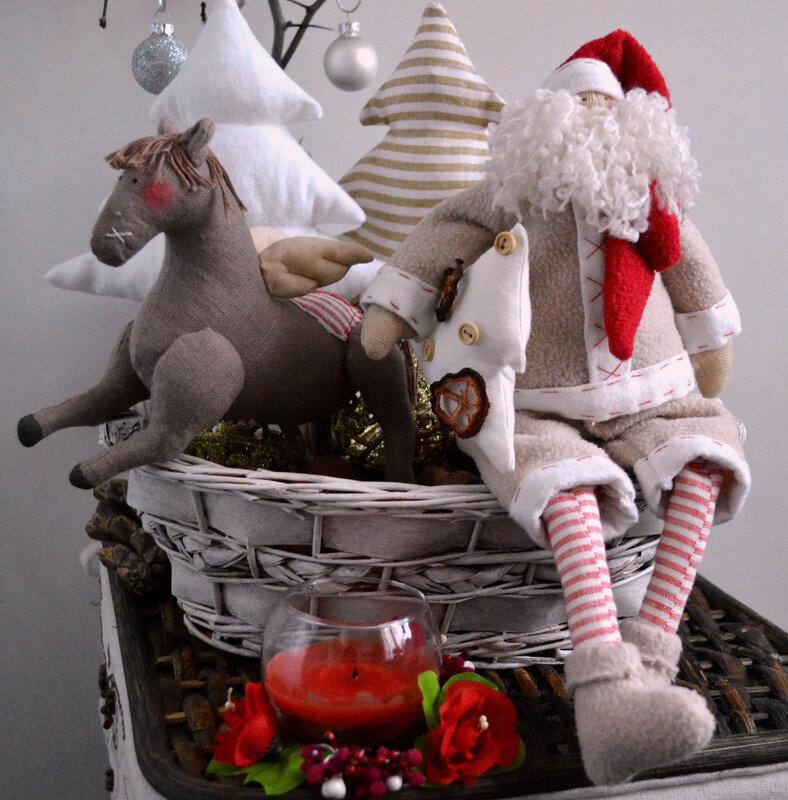 новогодние игрушки для андрюшки