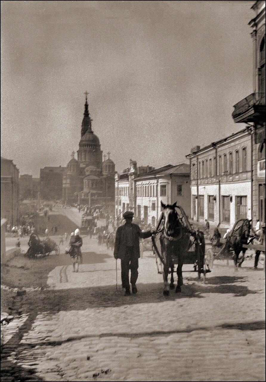 Улица в Харькове