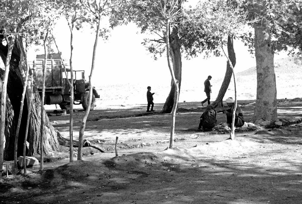 Иран. Деревня между Шарадом и Себзеваром