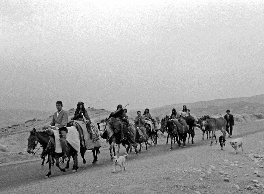 Иран. Кочевники