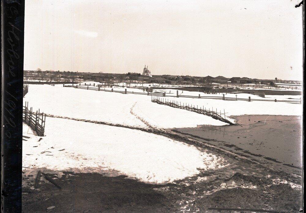 1912. Село Новое