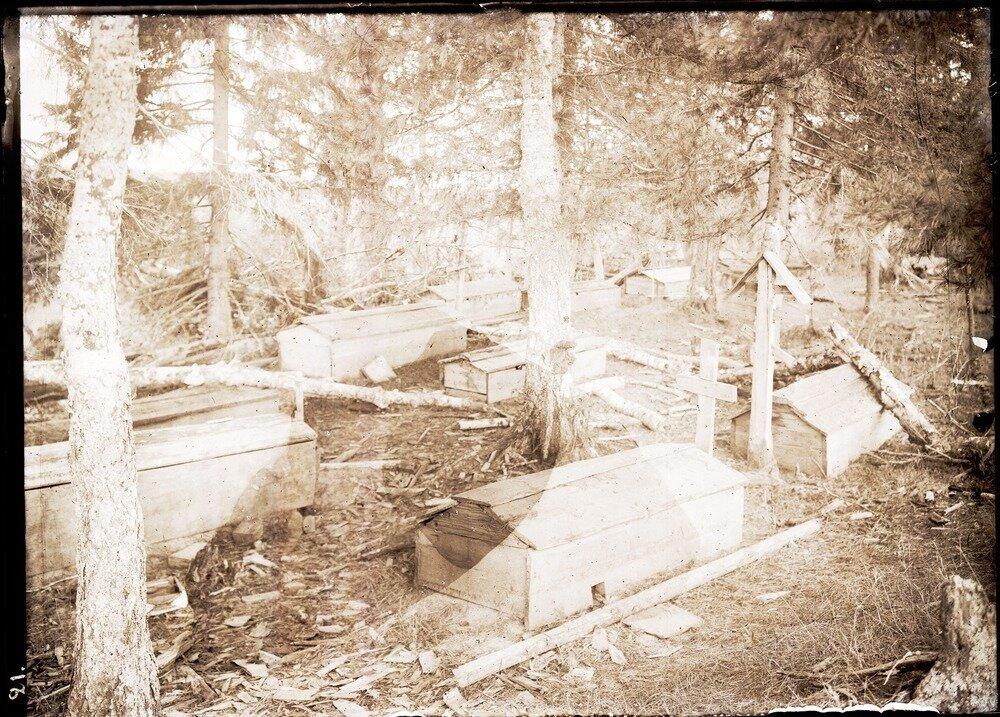 Остяцкое кладбище