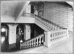 31. Лестница нового корпуса