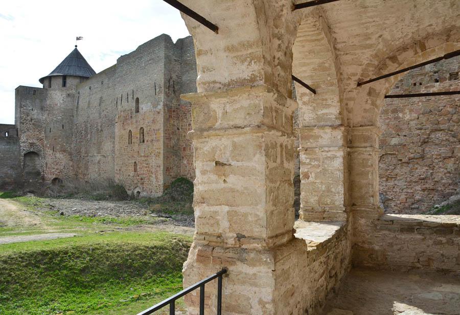 Крепость Ивангорода