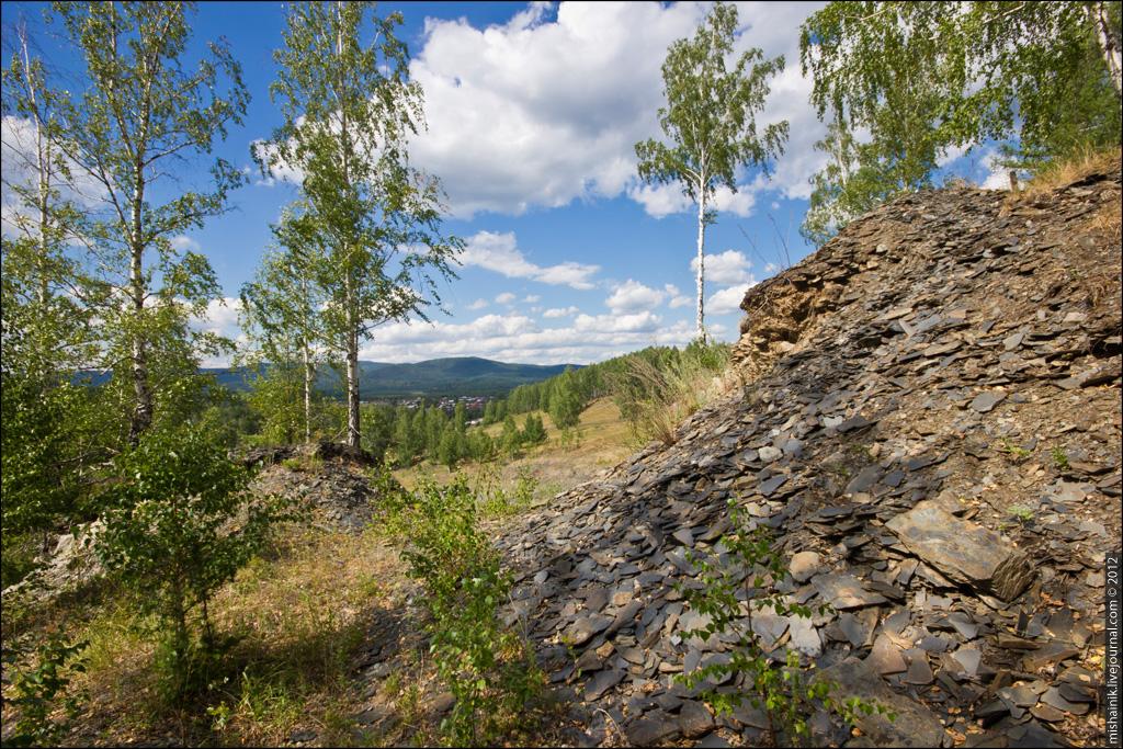 Атлянский сланцевый рудник