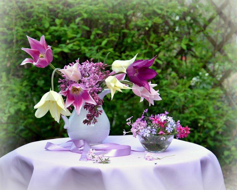 Цветок,  у каждого свой срок, цветенья и благоуханья,