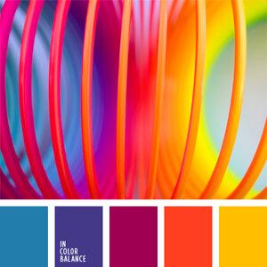 подборка цветовой гаммы