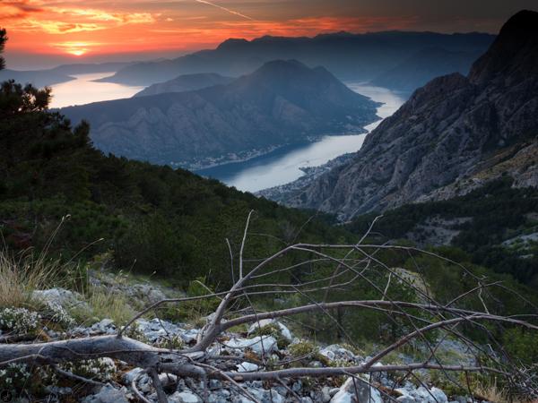 Черногория. Zanjev Do